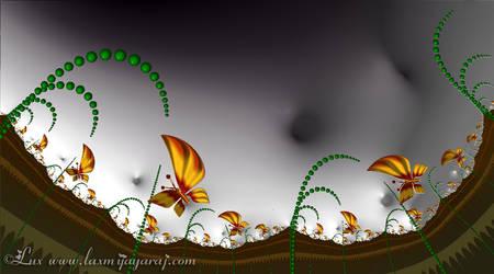 Butterfly valley by LaxmiJayaraj