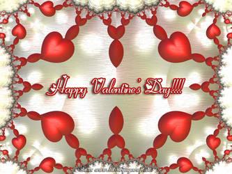 Happy Valentine's Day! by LaxmiJayaraj