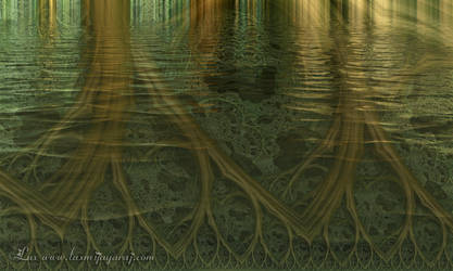 Submerged... by LaxmiJayaraj
