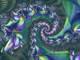 Violets... by LaxmiJayaraj