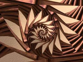 Woody Spiral... by LaxmiJayaraj