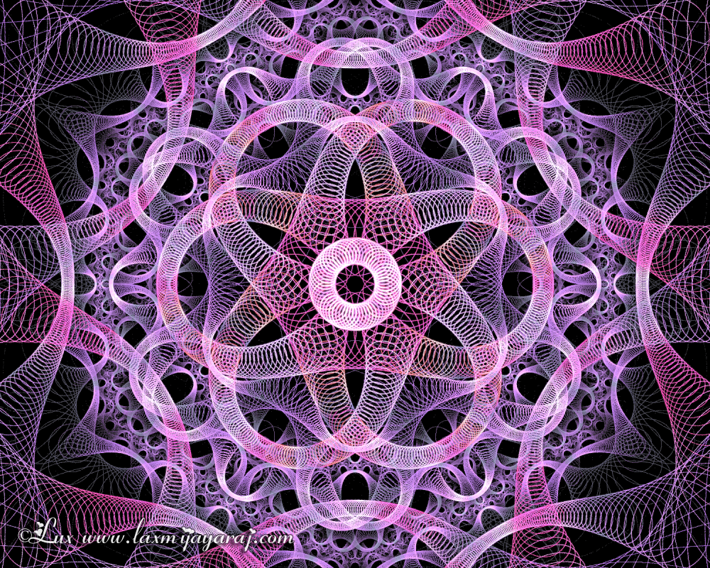 Inverted Julia by LaxmiJayaraj