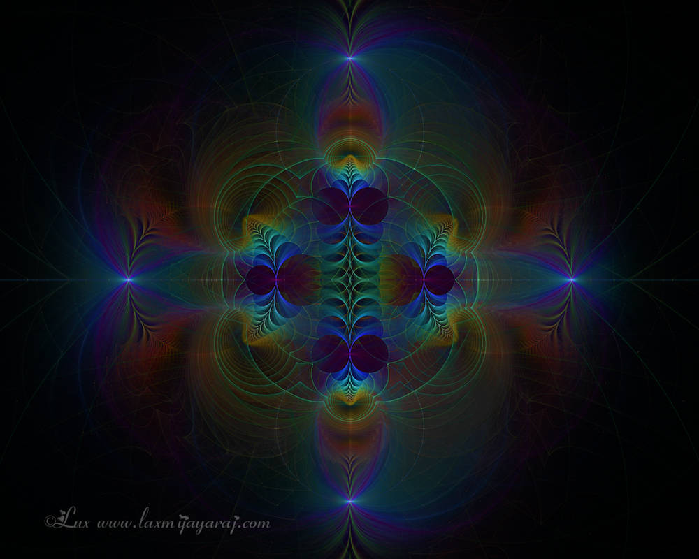 Invisible Square by LaxmiJayaraj