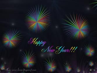 Happy 2019 by LaxmiJayaraj