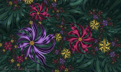 Garden... by LaxmiJayaraj
