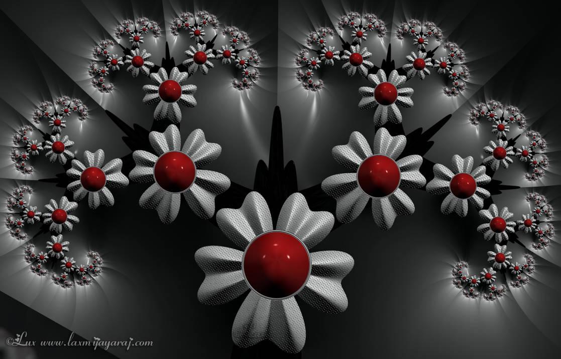 Jux Flowers... by LaxmiJayaraj