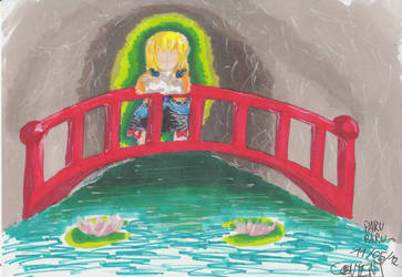 (PPP) Paru Pont Promarkers by KirbyToad