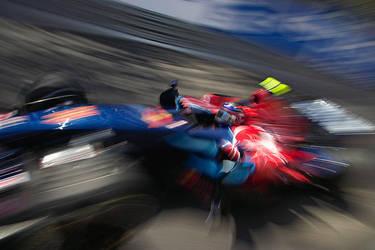 Scott Speed heads to Loews by F1Snapper