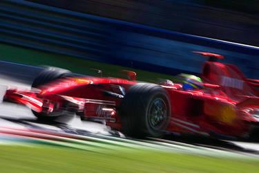Felipe's morning ride by F1Snapper