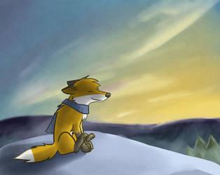 Cold Sunrises by LeeyFox