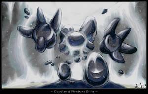 Guardian of Phendrana Drifts by trabbit