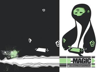 MR B-MAGIC by trabbit