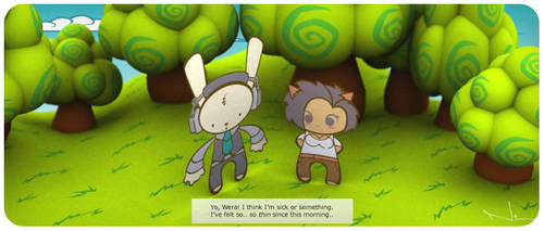 episodi 000: First mMorning by trabbit