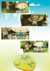 episodi 001: NO FOR PSP by trabbit