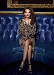 Angelina Jolie - Michelle Keegan style by jmurdoch