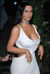 Angelina Jolie - Kim Kardashian TimCo BlueBookGala by jmurdoch