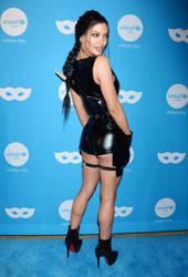 Angelina Jolie - Gigi Gorgeous Lara Croft style #1 by jmurdoch