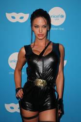 Angelina Jolie - Gigi Gorgeous Lara Croft style #2 by jmurdoch