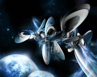 Spacegity by INsAg3