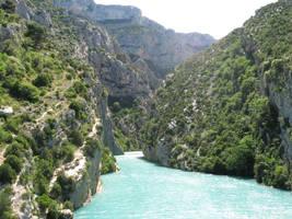Azur river by NaturalBornCamper