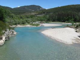 Crystal river by NaturalBornCamper