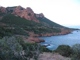Red rocks by NaturalBornCamper
