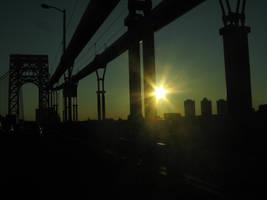 Dawn on Brooklyn by NaturalBornCamper