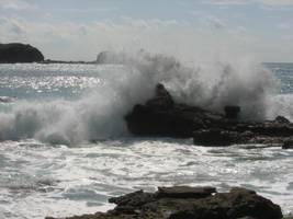 Water explosion 2 by NaturalBornCamper