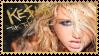 Tik Tok - Ke$ha Stamp by Little-Miss-Kim