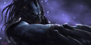 Predator by daemonstar