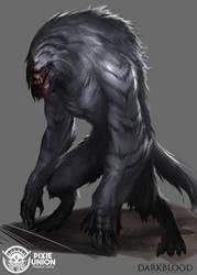 Creature by daemonstar