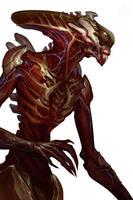 Xenomorph by daemonstar