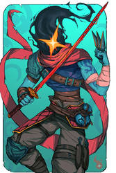 Dead Cells Fanart by daemonstar