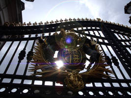 Buckingham Palace by Grumzz