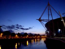 Millenium Stadium Cardiff by Grumzz
