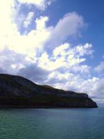 Welsh Cliff by Grumzz