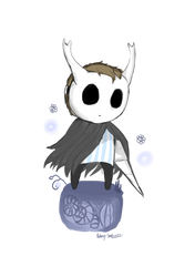Pajamas in Hollow Knight by PoBsheep2947