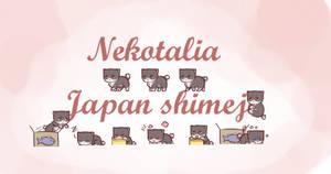 Nekotalia: Japan shimeji by uncut-adventure
