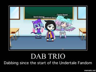 Gachaverse Undertale AU meme by Toon-girl234