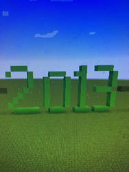 2013 Minecraft by Toon-girl234