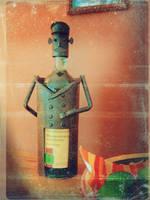 General W. Ine Bottlebelly by MidnightExigent