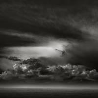Cumulus and fog by pedroinacio
