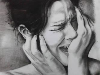 sorrow by caratulion