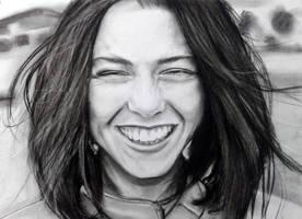 sonrisa by caratulion