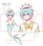 [OPEN] Mermay #1 by Prino-chan