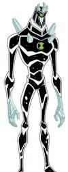 Alien X-chromastone by cossiokpo
