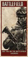 Battlefield 3 Propaganda by DeFFik