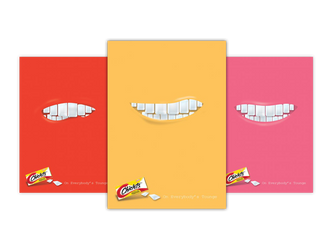 Chiclets - Ads by Bassemn