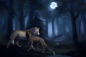 Commission: Devils-Blade by Innali