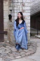 Larp: Elf maiden by Iardacil-stock